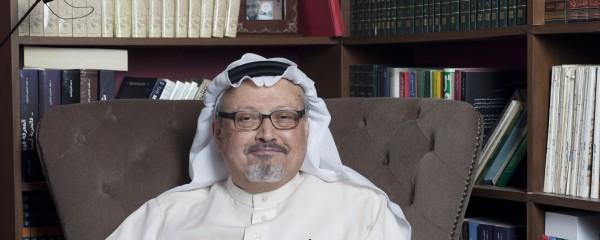 Saudis Claim Khashoggi Was Hillary in a Wig