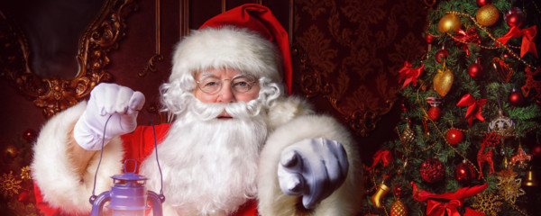 ISIS Captures Santa, Demands 'Sharia Christmas'