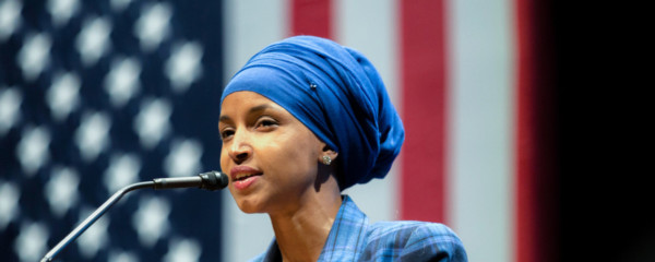 Anti-Semites Fear Ilhan Omar is Using Anti-Semitic Tropes at Unsustainable Rate