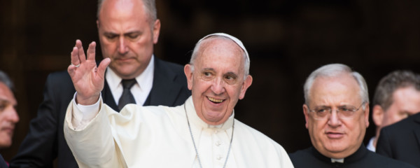 Pope Arrives in UAE to 'Chill'