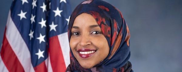 Ilhan Omar Pissed She Didn't Think of Blaming Mossad for Christchurch Shooting
