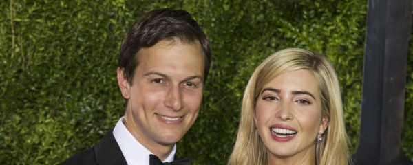 Jared Kushner Takes Extended Tour of Middle East