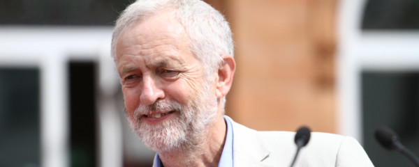 Jeremy Corbyn Announces His 2020 Presidential Bid for the Democratic Party