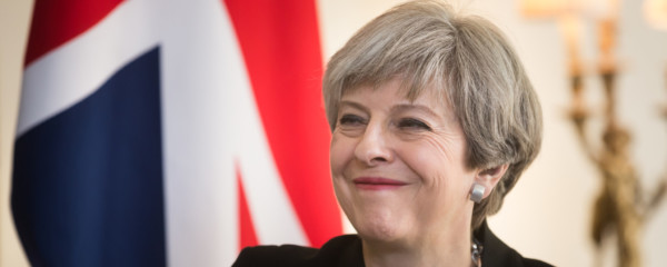 Theresa May Considers Turning Britain Into A Dictatorship