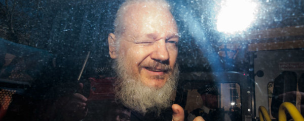 ISIS Members Shave Beards After Seeing How Stupid Assange Looks