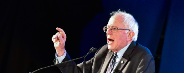 Sanders Announces 'Operation Write a Bestseller' Plan to End Global Poverty