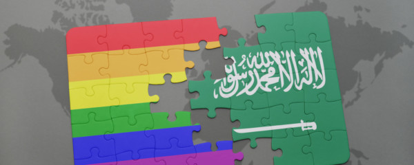 Saudi Arabia Celebrates Pride Month by Hanging Gays with Rainbow Noose