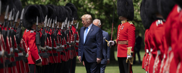"Trump Decides That London Mayor Is ""Definitely Worse Than ISIS, Not As Bad as John McCain"""