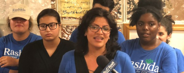Nazi Germany Proof Anti-Semitism Isn't a Big Deal, Tlaib Says