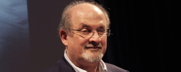 Iran's Supreme Leader Furious After Banned from Salman Rushdie's Birthday Party