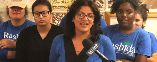 Tlaib's Grandmother Furious She Must Keep Cooking, Throwing Away Food