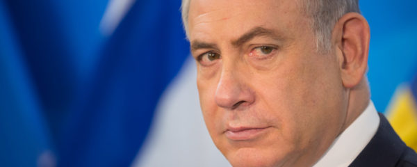 Shock as Arabs Don't Back Netanyahu