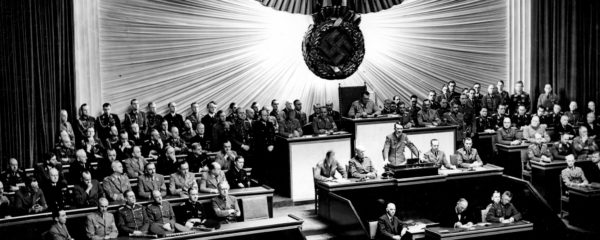 Hitler Hologram to Feature at Columbia University's Next World Leaders Forum