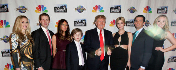 Tiffany Trump Claims Responsibility for Saudi Bombings
