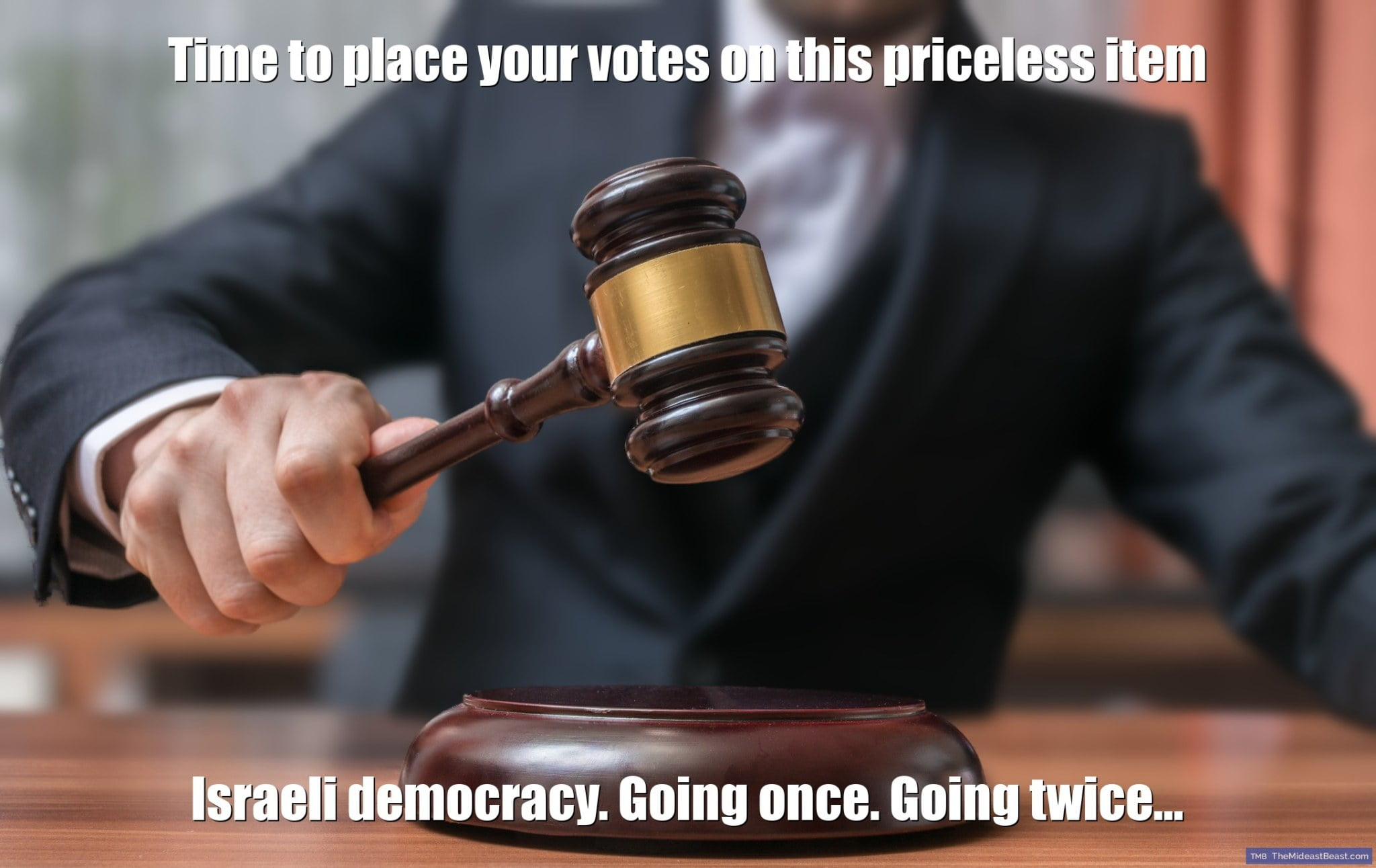MEME – Time to place your votes on this priceless item