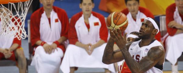LeBron Urges Hongkongers to Cool It Until After NBA Season