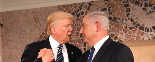 US Cuts Off Relations With Israel After Netanyahu Buys Trump a Peloton
