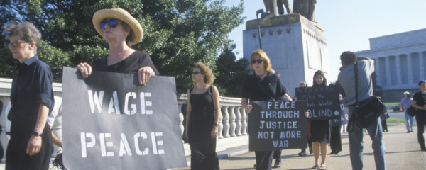 Anti-War Activists Pat Themselves on the Back for Preventing War With Iran