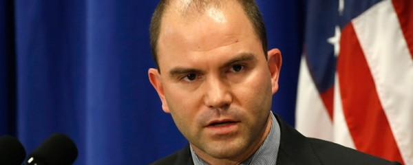 Ben Rhodes Mourns the Death of Another Iranian Moderate