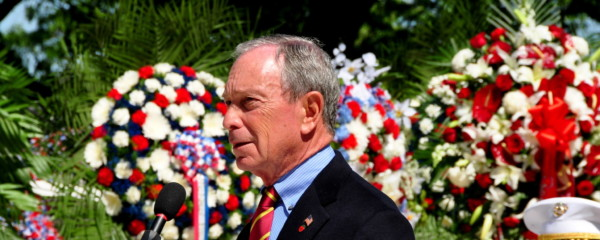 Bloomberg Donates Fortune to Iran to Get Rid of Trump