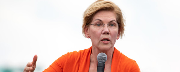 Warren Claims Bernie Gave Her Smallpox Blanket