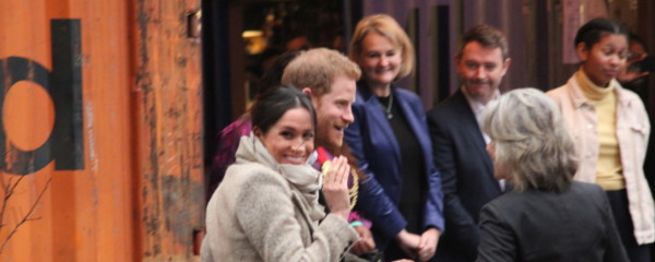 Israel Offers Harry and Meghan Leadership Role