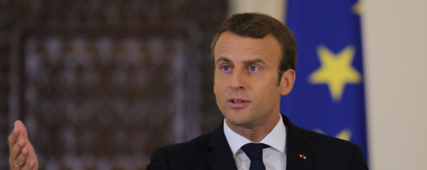 In Israel for Holocaust Commemoration, Macron Holds Hands With Holocaust Denier