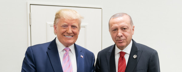 Trump Peace Plan Gives Israel, Palestine Back to Turks