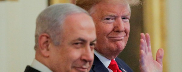Deal of the Century Revealed: Trump and Bibi Share Jerusalem