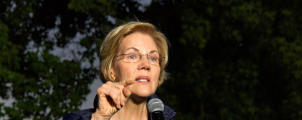 Warren Vows to Get a Disabled Transgender Illegal Immigrant's Approval Before Any Military Action