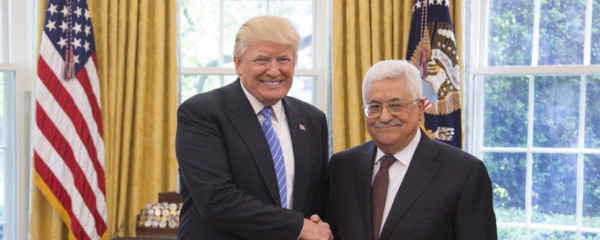 Palestinian Authority and Israel Offer Couples Therapy to Democrats and Republicans