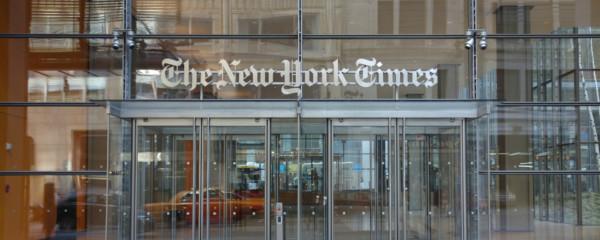New York Times Defends Publishing Terrorist Op-ed: He's no Bret Stephens