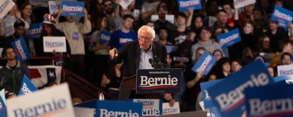 Sanders Blasts .1% of Americans for Hogging 100% of Coronavirus