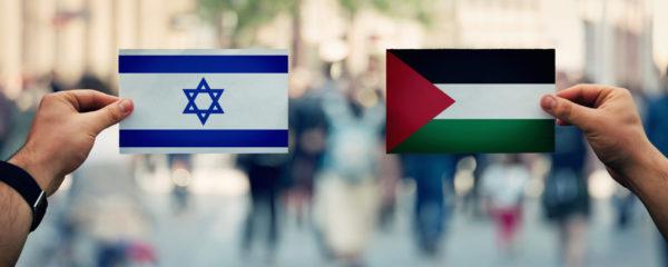 "Israelis and Palestinians Unite to ""Wipe Coronavirus off the Map"""