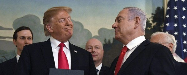 Trump Claims 'Win' in Israeli Election, Vows Moving Israeli Embassy to Mar-a-Lago