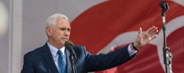 Anticipating the Rapture, Pence to Hold all Emergency Coronavirus Meetings in Jerusalem