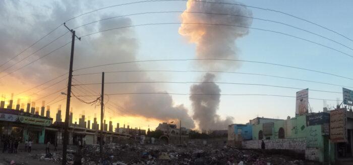 """Saudi Arabia Claims It Bombed Yemen """"Ironically"""""""
