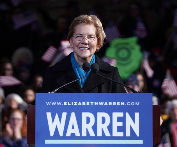 Warren Calls for Female Supreme Leader to Succeed Kim Jong-un