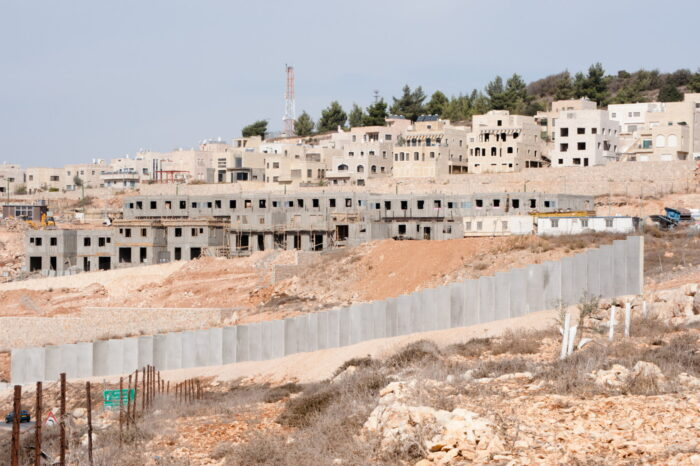 Netanyahu Protects Palestinians From Virus by Distancing Land Across the West Bank