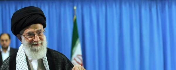 Ayatollah Khamenei's Jewish Roots Exposed, Considers Wiping Himself off the Map