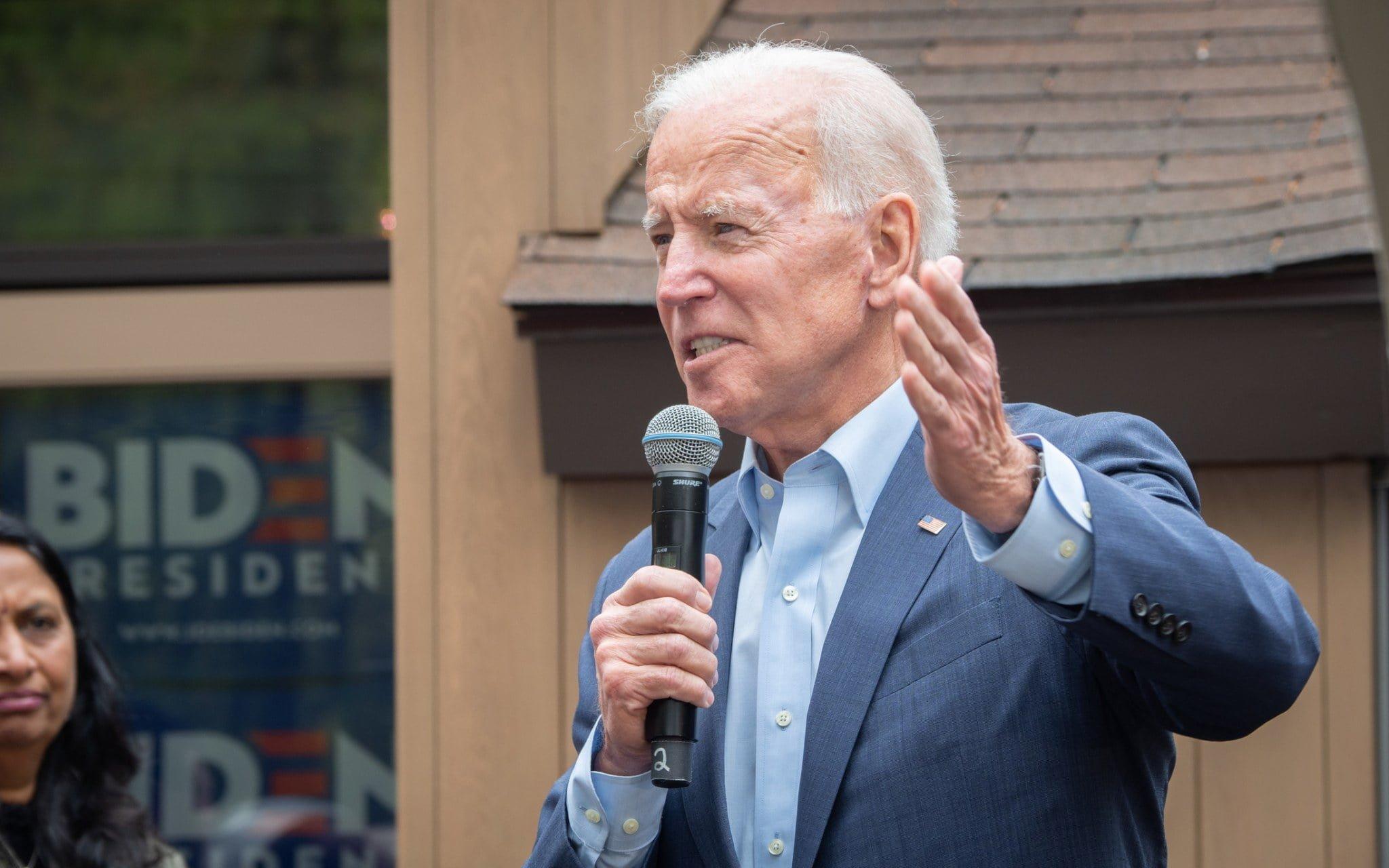 Biden: Some of My Best Friends Are Black