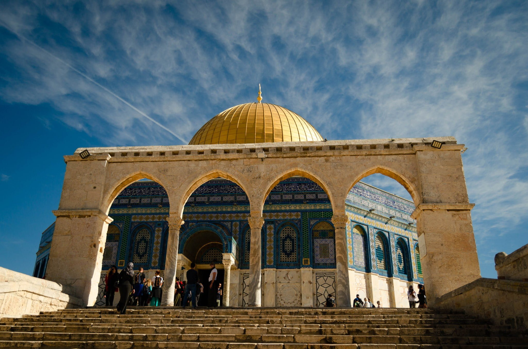 Deal to Turn Dome of the Rock Into Trump Hotel Falls Through