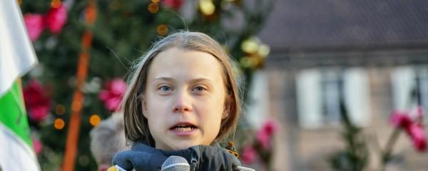 Mideast Expert Greta Thunberg to Host CNN Special on Israeli-Palestinian Conflict