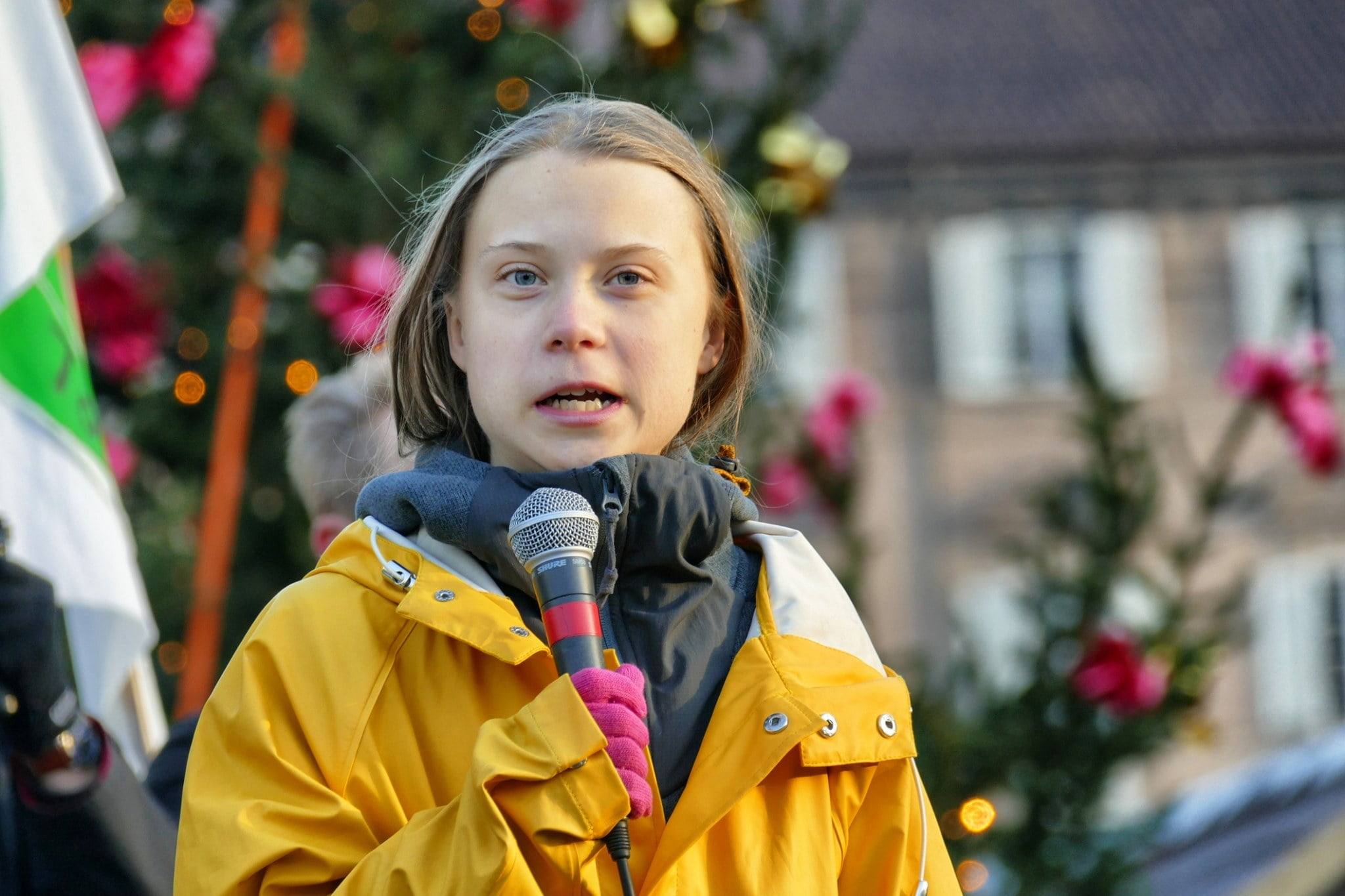 Mideast Expert Greta Thunberg to Host CNN Special on Israeli-Palestinian Conflict