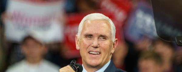 Vice President Mike Pence Reportedly Tested Positive for having the Spirit of the Lord