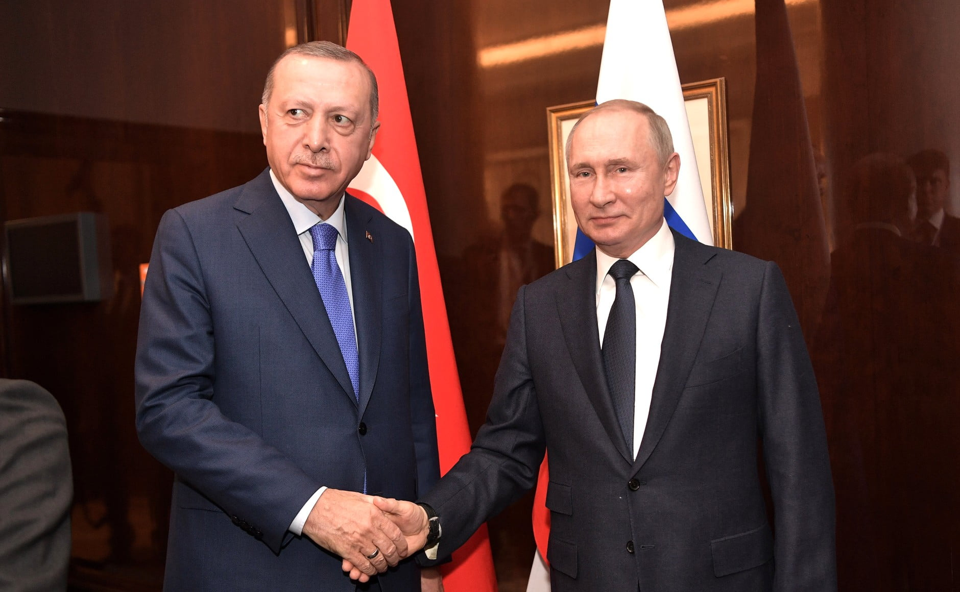 Erdogan and Putin Officially Invite Trump to Join Axis of Evil