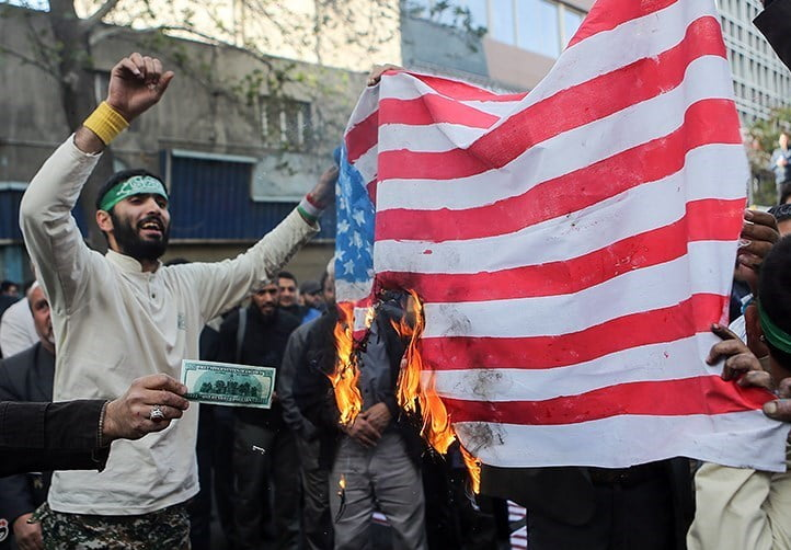 Iranians Disappointed That 'Death to America' Ended up Being so Anticlimactic