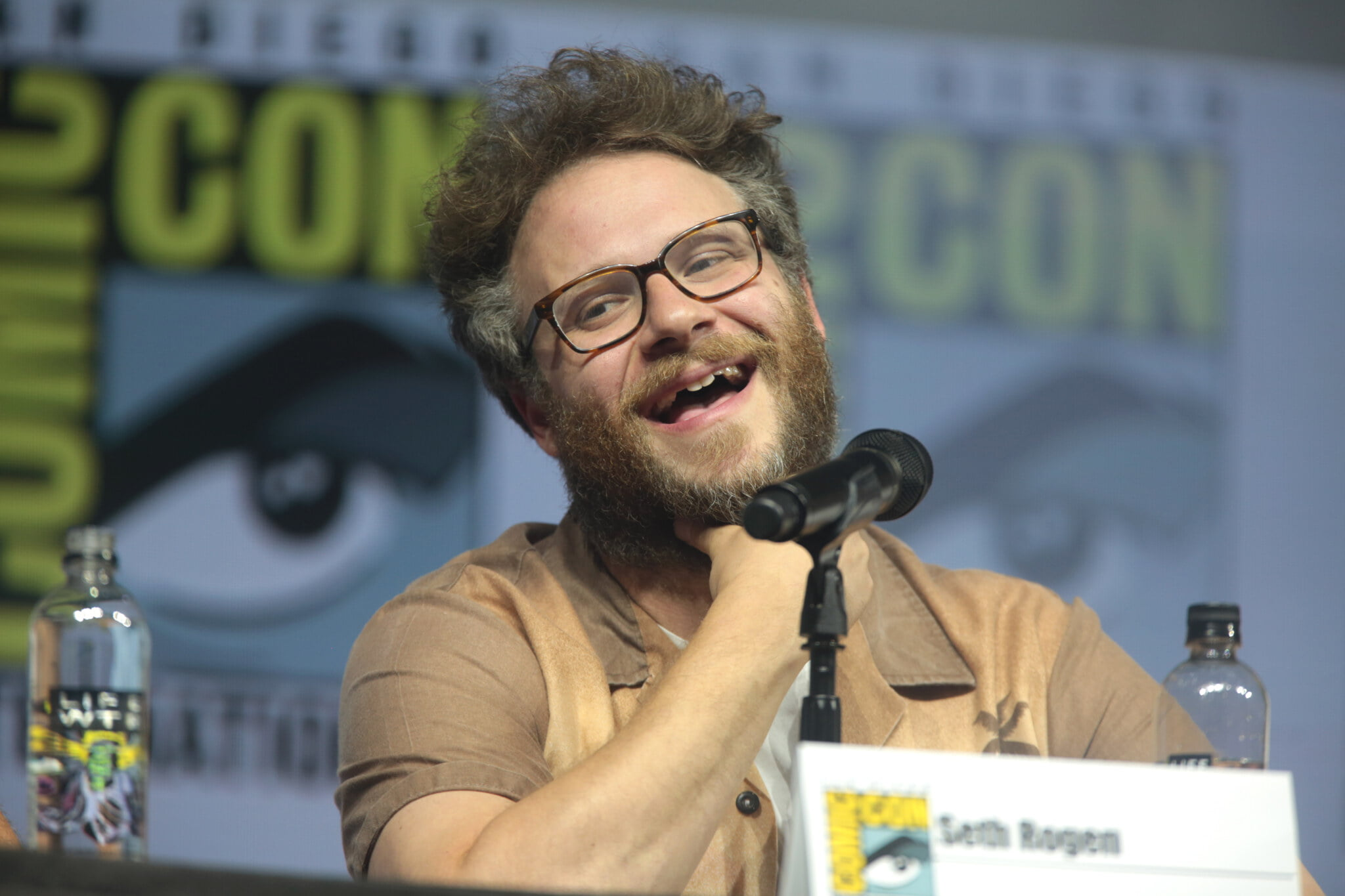 Seth Rogen, Ahmadinejad to Costar in Stoner Terrorist Comedy