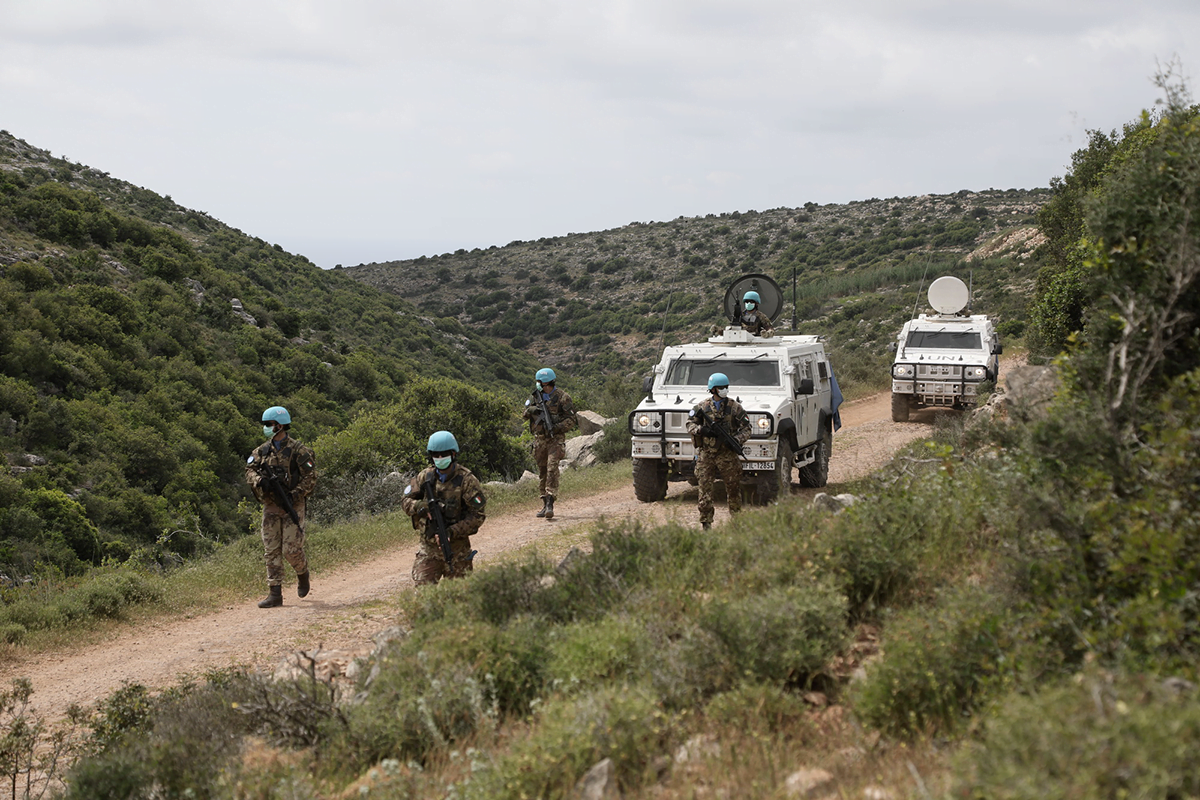 UN Peacekeeping Force in Lebanon Slightly Concerned that Violence Reflects Poorly on Them