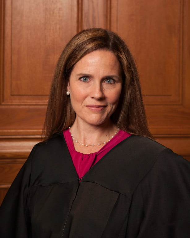 Amy Coney Barrett Founded ISIS, Newsweek Reports